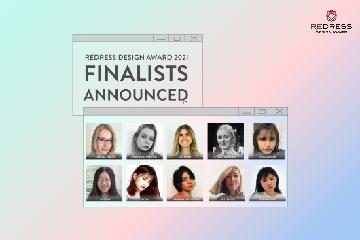 Supporting Event - Redress Design Award 2021 Finalists Announcement