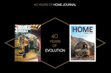 Supporting Event - A Classic In The Digital Age - 40 Years Of Home Journal
