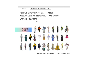 Supporting Event - Redress Design Award 2021 People' Choice