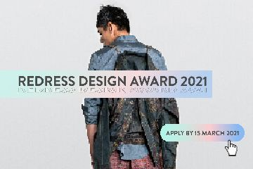 Supporting Event - Redress Design Award 2021 Open Application