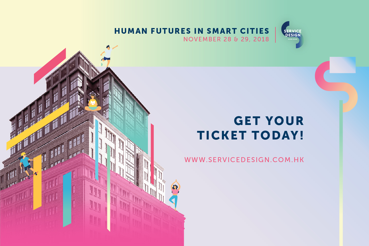 Supporting Event - Service Design Hong Kong - Human Futures in Smart Cities
