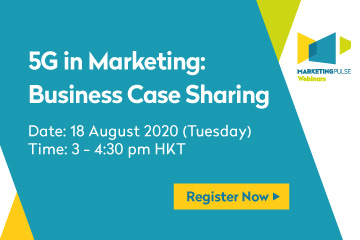 Supporting Event - MarketingPulse Webinar - 5G in Marketing: Business Case Sharing