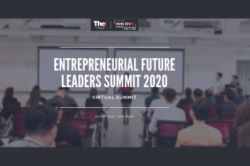Supporting Event - Entrepreneurial Future Leaders Summit 2020
