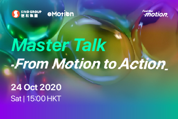 Supporting Event - Feel the Motion - Master Talk
