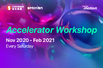 Supporting Event - Feel the Motion - Accelerator Workshops