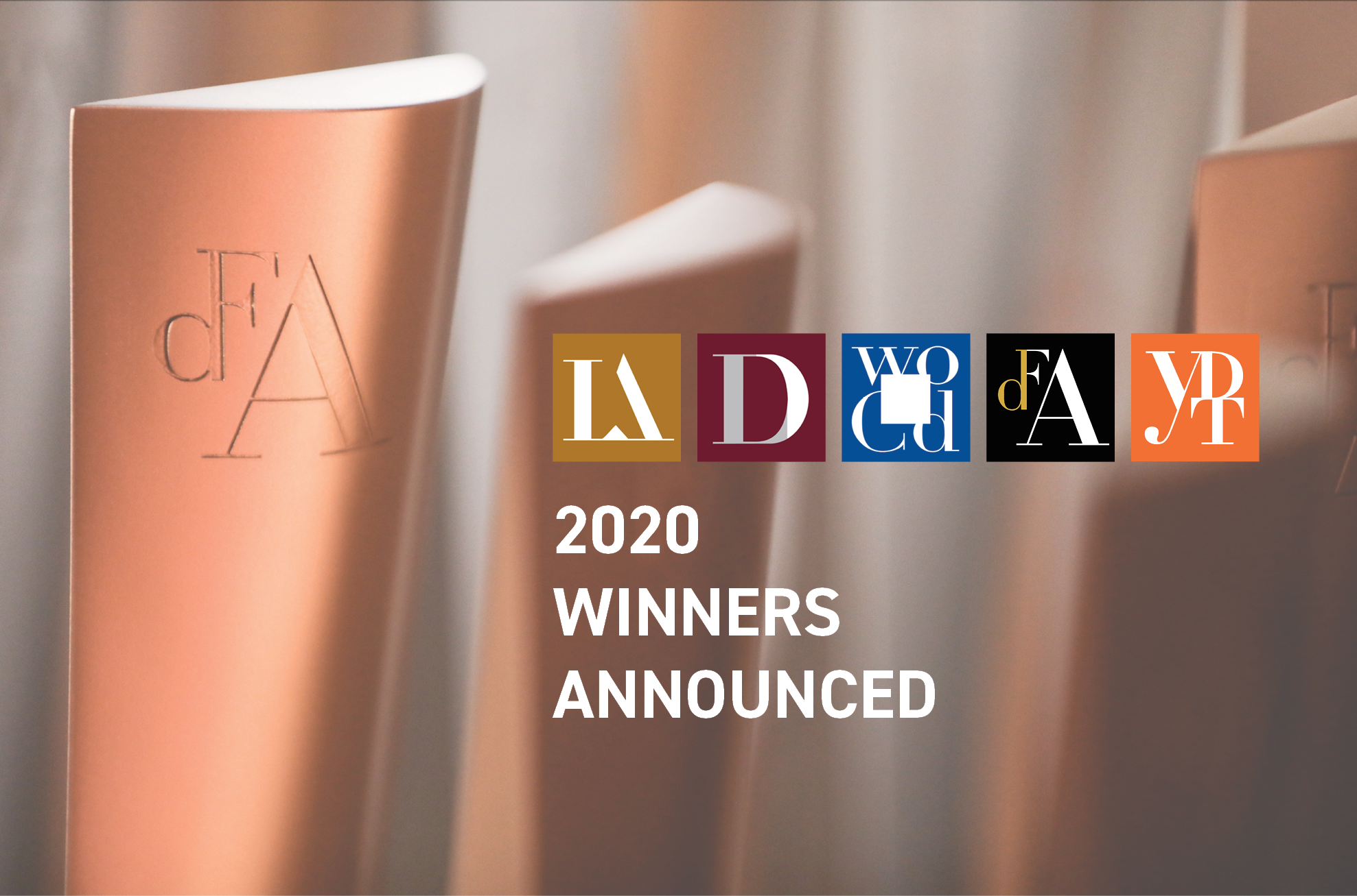 DFA设计奖2020公布得奖名单3位设计界翘楚、16位年青设计精英及197项优秀设计元素获得表彰