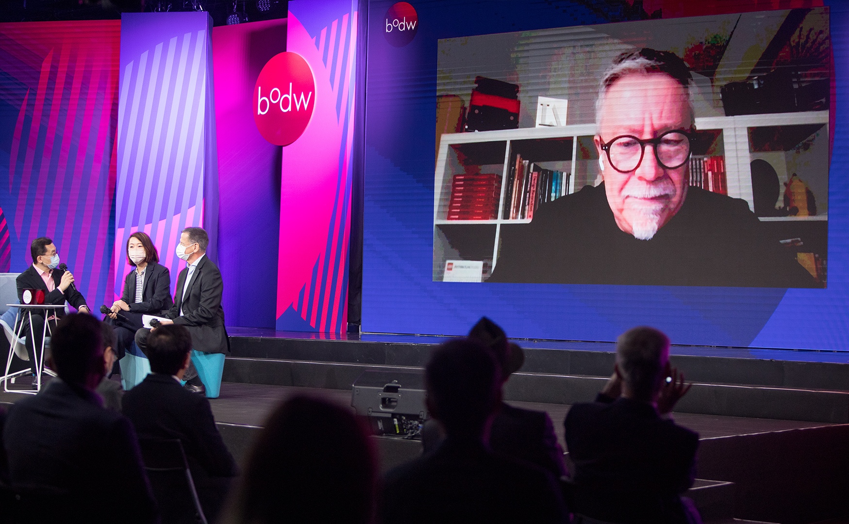 Business of Design Week 2020 Summit Concludes First Hybrid Live Edition Captures Trends Redefined by World's Top Creative Minds for the Post-pandemic Era
