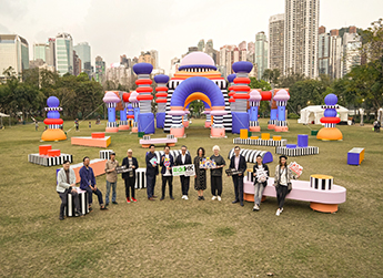 "Creative Tourism Project ""Design District Hong Kong #ddHK"" Explore Authentic Hong Kong Stories and Unique Local Popular Culture ""#ddCityMania"" Lead You on a Thrilling Journey of Discovering Unconventional Playspace"