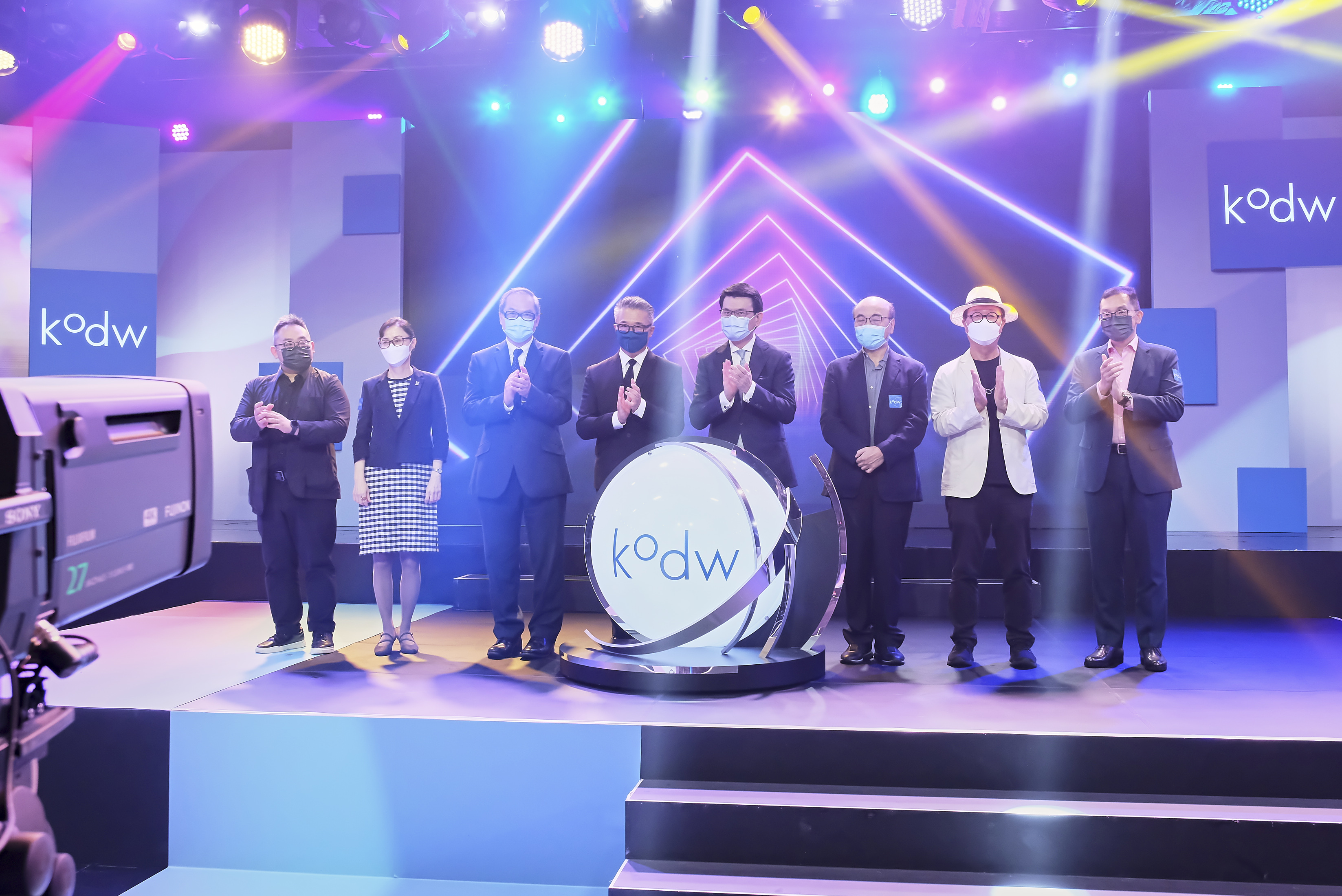 Future Service Economy Redefined Through Cross-Disciplinary Exchange at KODW 2021