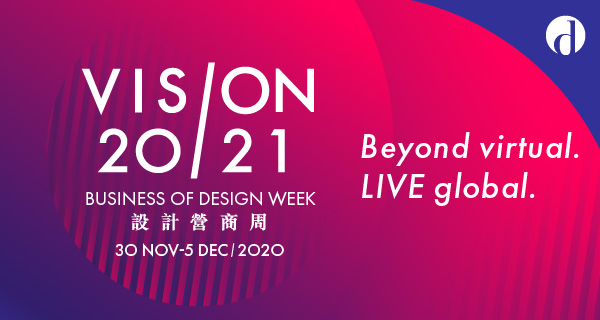 Join 100+ Global Experts at Business of Design Week (BODW) 2020 To Explore Timely Themes from Connected Health to Safe Travels, Circular Economy, Immersive Tech and Brand Futures